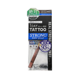 1 Day Tattoo Real Strong Eye Liner Brown Black