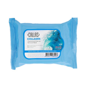 Cleansing & Make Up Remover Wipes Collagen