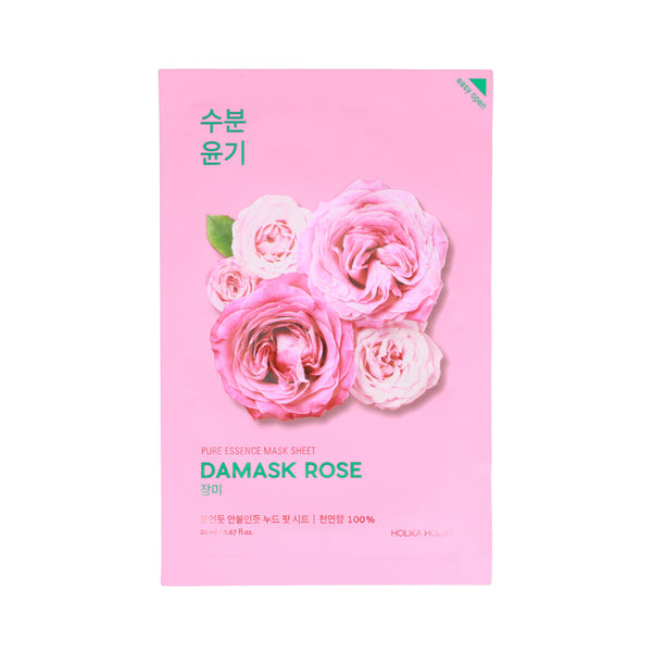 Damask Rose Mask