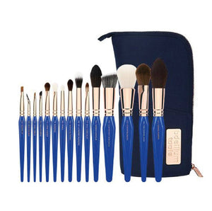 Bdellium Tools - Golden Triangle Phase II Complete 15pc with Pouch - Nuestro Secreto
