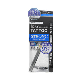 1 Day Tattoo Real Strong Eye Liner Super Black