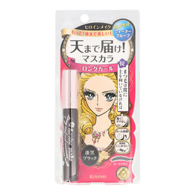 Long & Curl Mascara Super Waterproof 1 - Negro