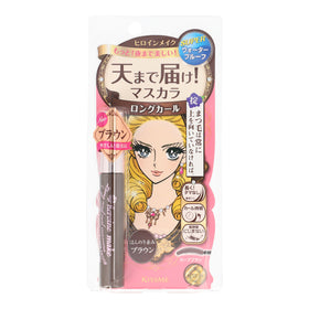 Long & Curl Mascara Super Waterproof¨ 2 - Café