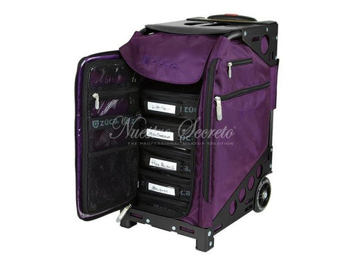 Zuca - Pro Artist Royal Purple / Black - Nuestro Secreto