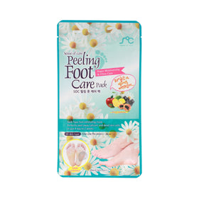 Peeling Foot Care