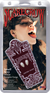 Small Sexy Deluxe Vampire Fangs