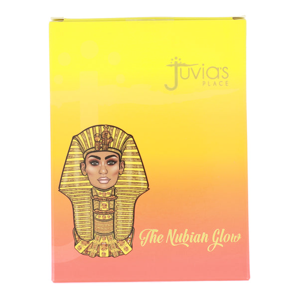 The Nubian Glow Palette