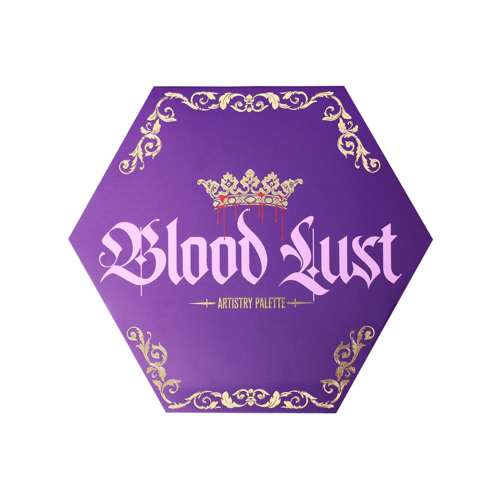 Blood Lust Palette