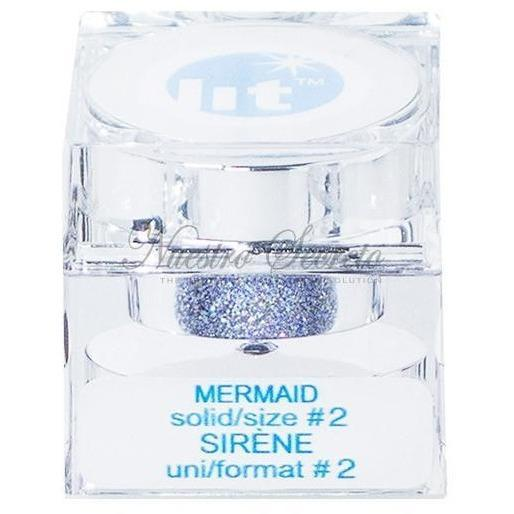 Lit Cosmetics Ltd - Mermaid - size #2 - Nuestro Secreto