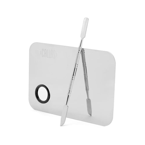 Callas - Makeup Palette With Spatula (Rectángular) - Nuestro Secreto
