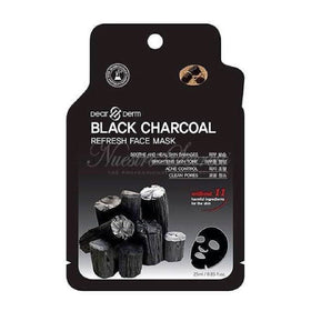 Mascarilla Black Charcoal