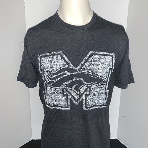 Mustang Morsey Distressed T-Shirt