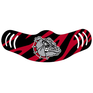 Stratford Bulldogs Mask Face Cover Striped