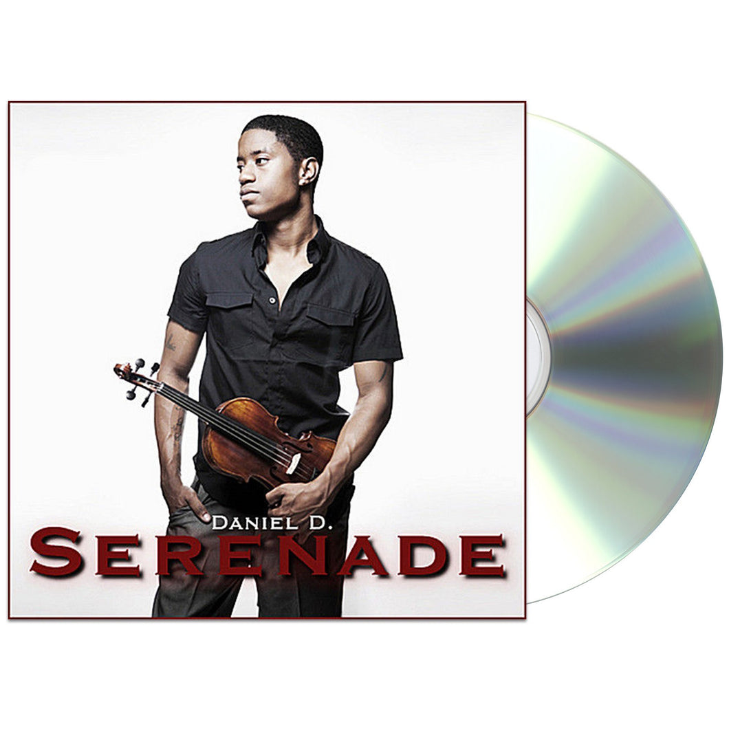 Serenade HipHop Album - Autographed CD