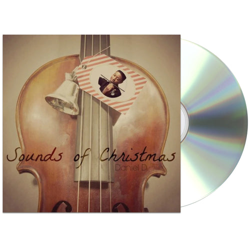 Sounds of Christmas Holiday Album - Autographed CD