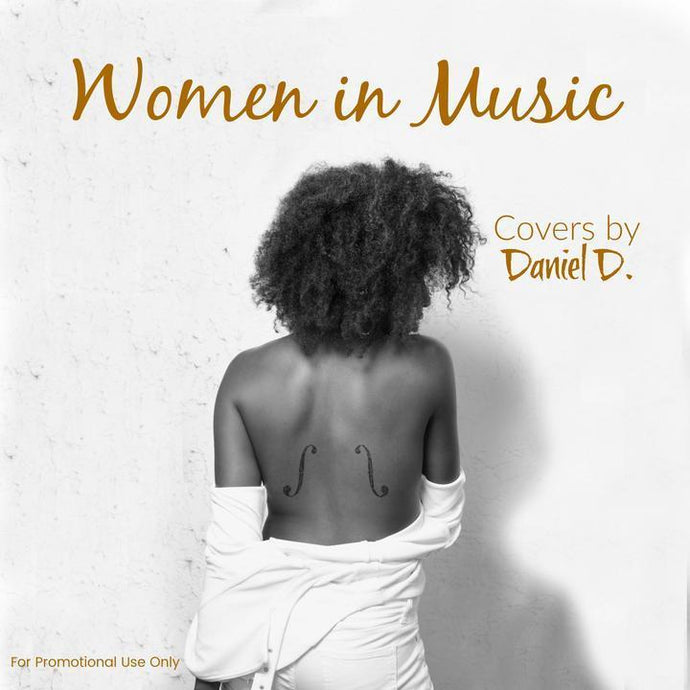 Women In Music R'n'B Album - Autographed CD 📀
