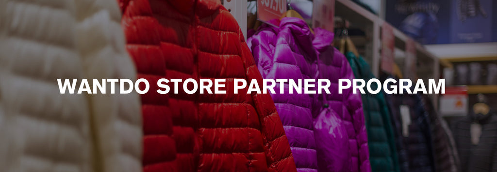 WANTDO STORE PARTNER PROGRAM