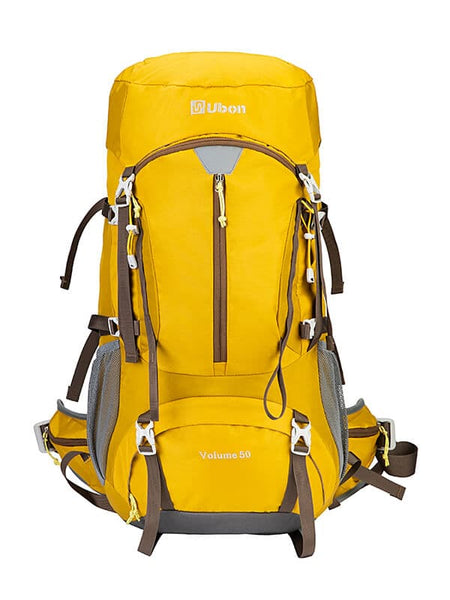 Ubon Hiking Backpack 50L Internal Frame Travel Camping Backpack