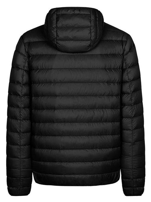 Mens Down Jacket Packable Hooded Puffer Coat Lightweight