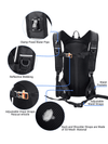 Ubon 12L Hydration Pack with BPA Free 2L Bladder for Hiking, Running, Cycling, and Climbing