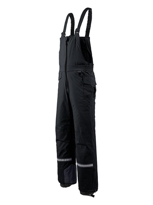 Men's Waterproof Padding Insulated Snow Pants Ski Bib Pant