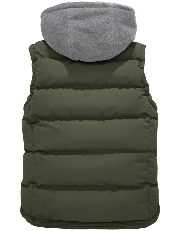 Men's Cargo Pants Waterproof Warm Padding Insulated Snow Pants