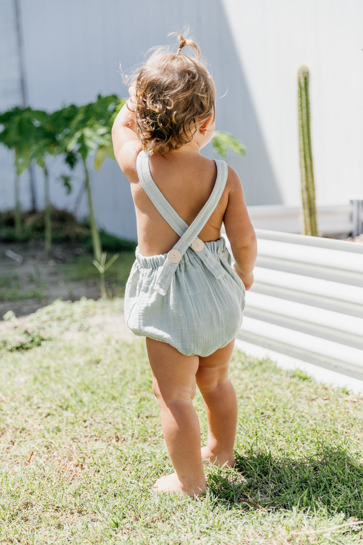 SAILOR ROMPER MINT - OLAS SUPPLY CO.