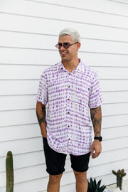 PAINT BUTTON UP PURPLE