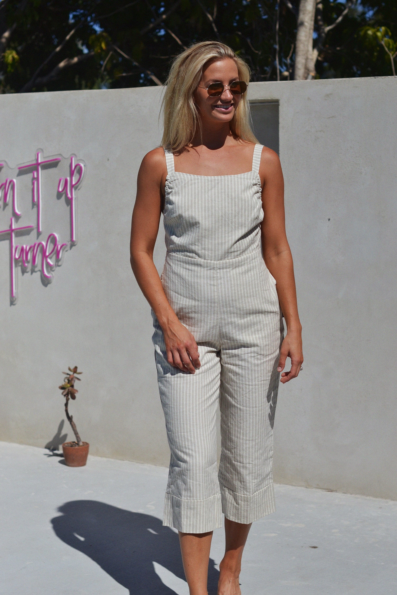 RUNAWAY JUMPSUIT OAT - OLAS SUPPLY CO.