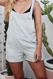 EMILY OVERALLS MINT - OLAS SUPPLY CO.