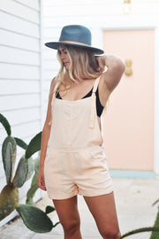 EMILY OVERALLS ORANGE - OLAS SUPPLY CO.