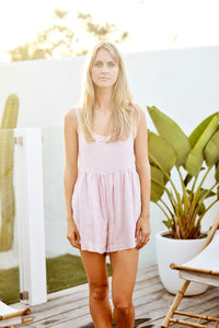 LILAC PLAYSUIT - OLAS SUPPLY CO.