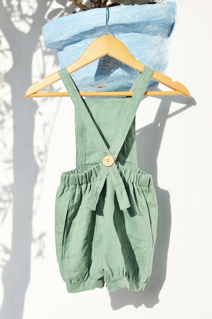 PHOENIX ROMPER SAGE - OLAS SUPPLY CO.