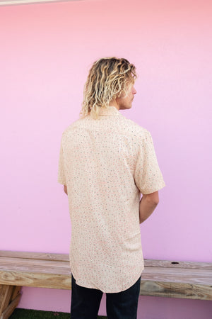 NUDE BUTTON UP - OLAS SUPPLY CO.
