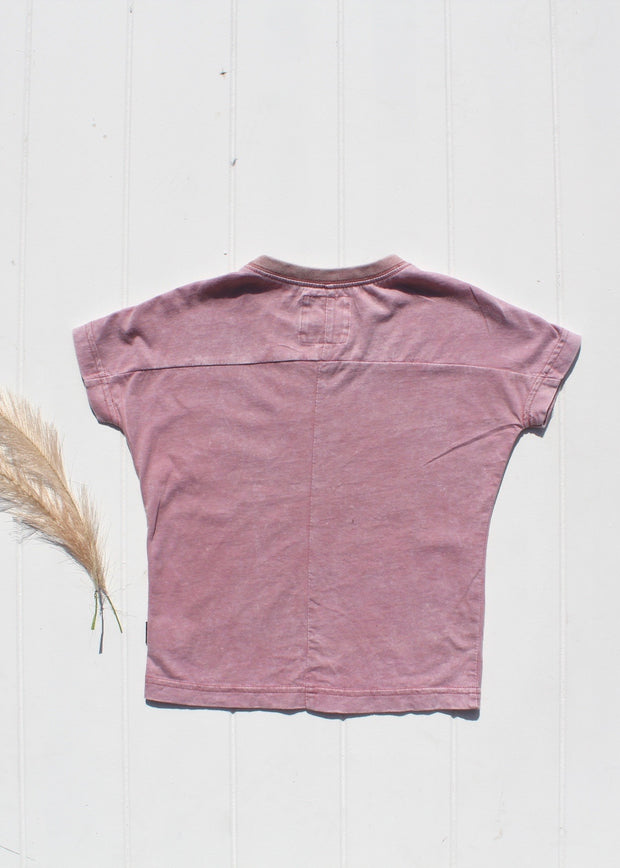 BASIC MINI TEE LILAC - OLAS SUPPLY CO.