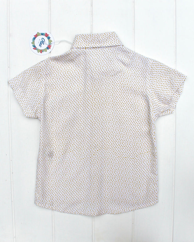 DOT BUTTON UP - OLAS SUPPLY CO.