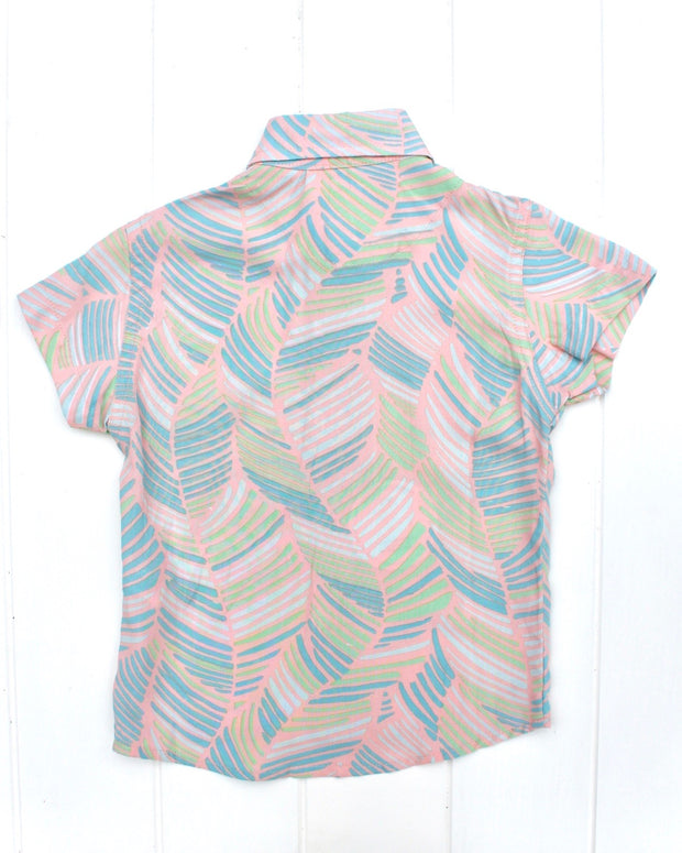PALM BUTTON UP - OLAS SUPPLY CO.