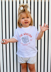 THE WRECKA MINI TEE