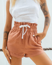 CRUISER SHORTS CLAY