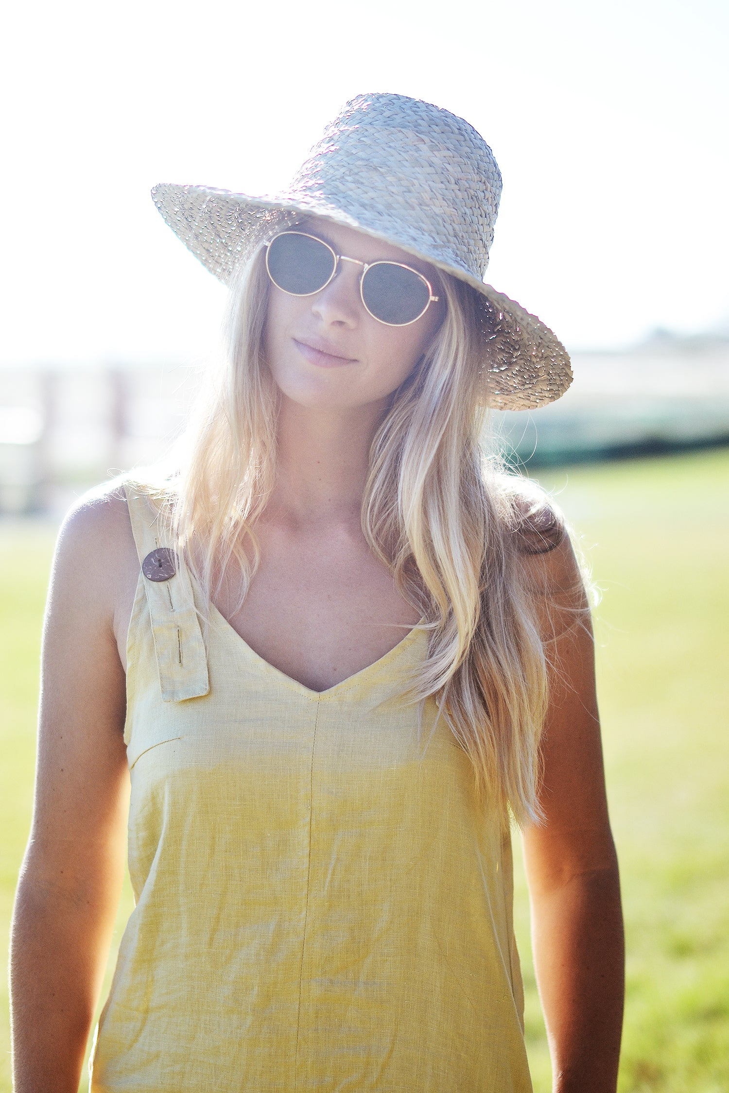 VERANO STRAW HAT - OLAS SUPPLY CO.