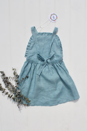 MYRA DRESS SKY - OLAS SUPPLY CO.