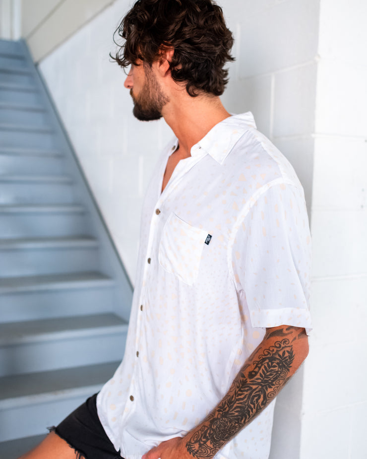 PAINT BUTTON UP - OLAS SUPPLY CO.