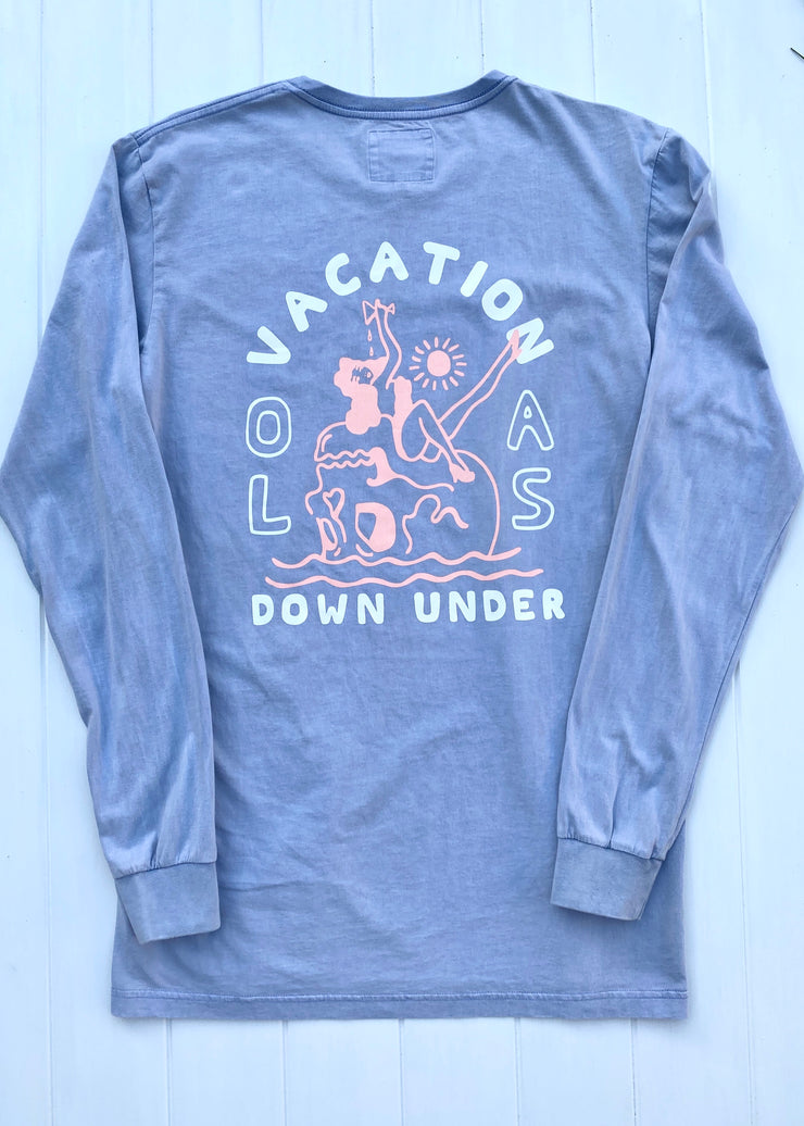 DOWN UNDER LONG SLEEVE