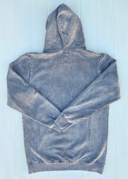 COLLEGE HOODIE CHARCOAL