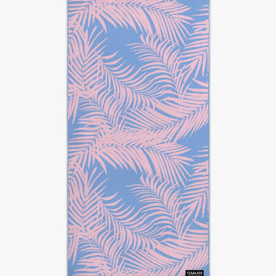 Tesalate - Between Two Palms Beach Towel