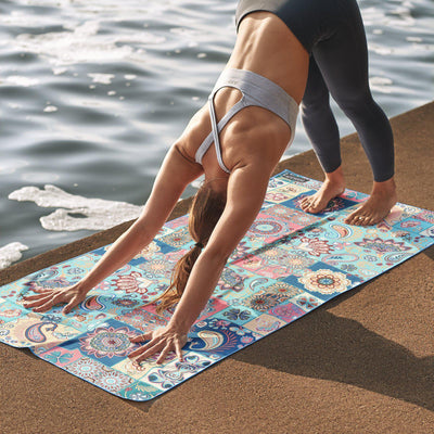 Tesalate - In The Moment Beach Towel