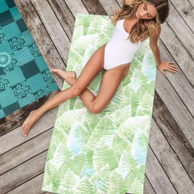 Tesalate - Mojito Time Beach Towel