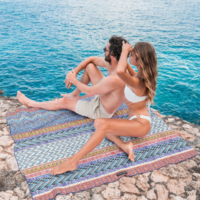Tesalate - The Alchemist - Towel for Two Beach Towel
