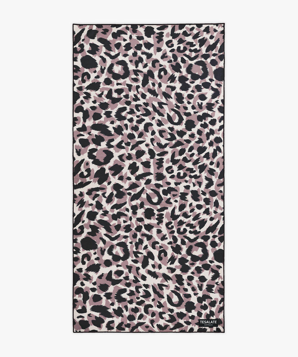 Wild Ones - Natural-Beach-Towel