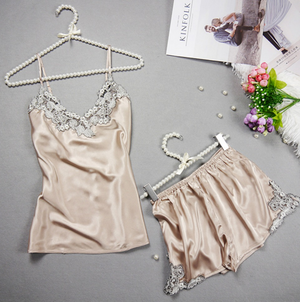 Samantha Silk Set